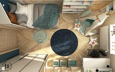 Pokój Jasia - zdjęcie od Femberg Architektura Wnętrz - Pokój dziecka - Styl Skandynawski - Femberg Architektura Wnętrz Home Appliances, Interior Design, House Appliances, Design Interiors, Home Interior Design, Appliances, Interior Architecture, Home Decor, Home Interiors
