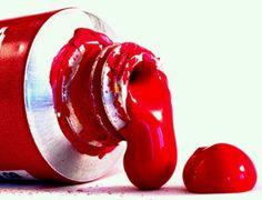 Red | Rosso | Rouge | Rojo | Rød | 赤 | Vermelho | Color | Colour | Texture | Form | Pattern | Design | Paint