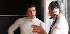 Brasileiro Luiz Razia é oficializado como piloto da Marussia para a temporada 2013 da F-1 | Globos