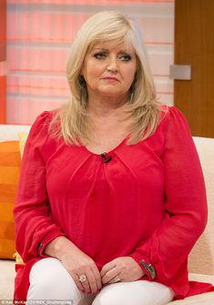 Candid: Linda Nolan has bravely shared her tragic thoughts on funeral preparations as she ...