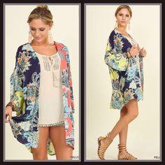 The Priscilla Kimono