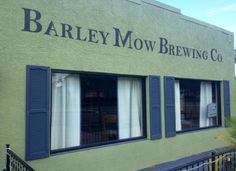 Exploring Orlando: Craft Beer in Florida ~ Barley Mow Brewing Co.