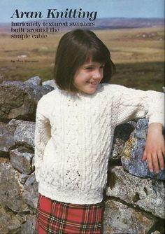 Threads Magazine #14 Dec/Jan 1987/88 Alice Starmore