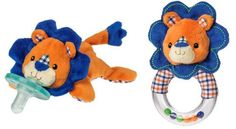 Mary Meyer Levi Lion Wubbanub  Matching Rattle *** You can get additional details at the image link.