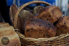 Farmers' Market: Bread.