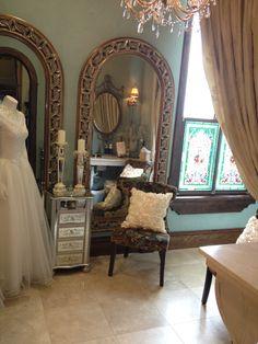 Bridal room!