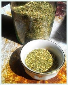 Domácí vegeta Serbian Recipes, Czech Recipes, Ethnic Recipes, Home Recipes, Vegan Recipes, Slovenian Food, Cooking Sauces, Spices And Herbs, Dehydrated Food