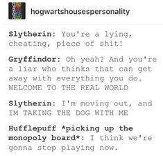Slytherin is Garnet Gryffindor is Violet Hufflepuff is Scarlett Harry Potter Jokes, Harry Potter World, Harry Potter Hogwarts, Slytherin And Hufflepuff, Fandoms, Potter Facts, James Potter, Harry Potter Universal, Hogwarts Houses