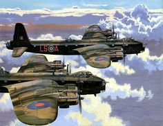 1942 Short Stirling - Don Greer Meet Jettly - The Flight Sharing App (www.Jettly.com) Military Paint, Military Flights, Military Drawings, Ww2 Aircraft, Military Aircraft, Lancaster Bomber, Airplane Art, Vintage Airplanes, Royal Air Force