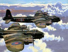 1942 Short Stirling - Don Greer Meet Jettly - The Flight Sharing App (www.Jettly.com)