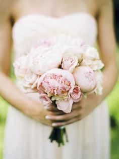 #peony  Photography: Krista A. Jones - kristaajones.com  Read More: http://www.stylemepretty.com/2014/11/11/patriotic-backyard-wedding-in-maryland/