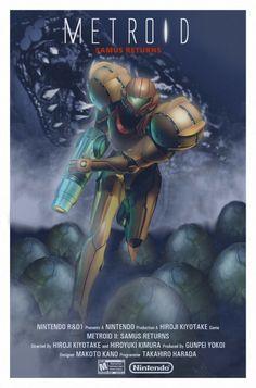 Not gonna lie, an M rated Metroid game sounds pretty cool. Metroid Samus, Metroid Prime, Samus Aran, Video Game Art, Video Games, The Tesseract, Zero Suit Samus, Bounty Hunter, Game Design