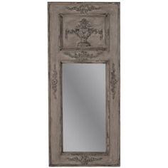 Gabby Decor Abbey Trumeau Mirror for my diy floor mirror. Add moulding!!