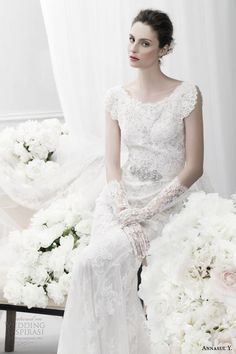Annasul Y. Wedding Dress 2015 Bridal Collection