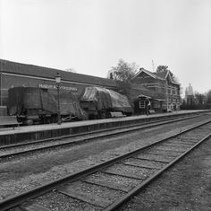 Stationsgebouw Museum Buurtspoorweg, Stationsstraat 3 in Haaksbergen | foto 1985 - Rijksmonumenten.nl