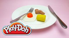 Play-Doh Breakfast with Surprise Toys