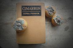 Vintage Book Cimarron by Edna Ferber