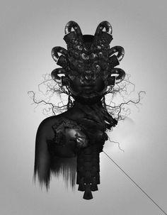 Illustration by NastPlas Collective | Arts | Pinterest