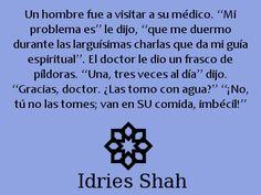 #sufismo #humor Un chiste Sufi: