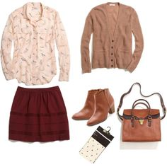 """""""Falling for Fall III"""" by hansqueakie on Polyvore"""