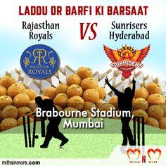 Watch live #IPL Match with #MNM #RajasthanRoyals VS #SunrisersHyderabad