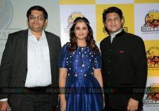 Parineeti Chopra at the launch of KPDL mobile app