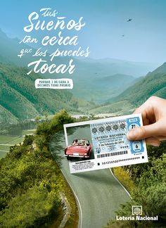 T.V. National Lottery on Behance
