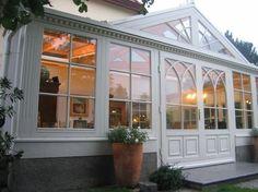 ALCO Wintergarten, Holz, Viktorianisch, Sprossen, Pr.W (2)