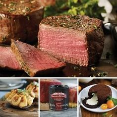 Omaha Steaks Best Wishes Banquet