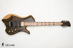 GV Handmade Guitars ZP 626