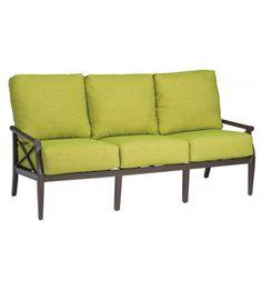 Woodard Company - Andover Sofa - 510420