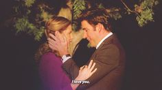 and Pam from The Office are one of the cutest couples in TV history. Jim and Pam from The Office are one of the cutest couples in TV history. Pam The Office, The Office Show, Office Tv, Cool Stuff, Tv Couples, Cutest Couples, College Couples, Jim Pam, Office Memes