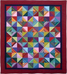 A Quilt of Many Colours:  Dulwich Quilters (UK)