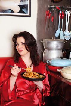 Slut's Spaghetti | Nigella's Recipes | Nigella Lawson