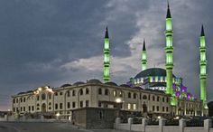 South Africa's tourism sector would benefit from the first mosque built in South Africa to cater for the Turkish Islamic community,