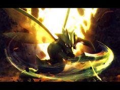 Catch VERY RARE Pokemon  SCYTHER (ストライク)