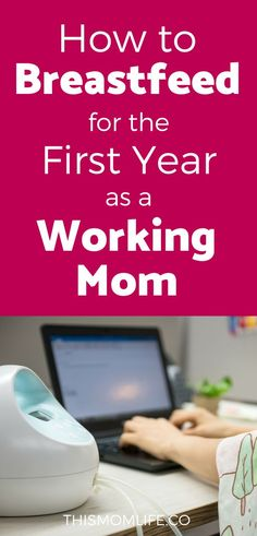 Working Mom tips for breastfeeding and pumping for the first year you return to work. This is your how to guide for pumping at work and preparing to transition back to work as a breastfeeding Mom. First Time Moms, First Year, Pumping At Work, Working Mom Tips, Baby Kicking, Breastfeeding And Pumping, Extended Breastfeeding, Postpartum Depression, After Baby
