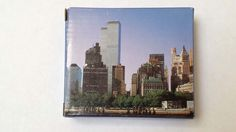 Picture Frame with Statue of Liberty and Empire State Building Nyc New York City