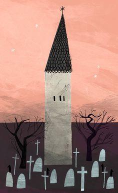 Artist :: Rob Hodgson << Illustration Friday