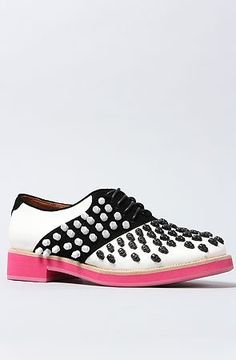 Jeffrey Campbell The Henry Skull Shoe