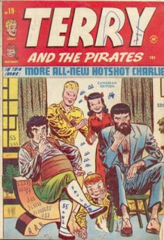 Terry and The Pirates (Volume) - Comic Vine
