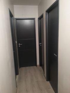 """Photo """"Et voici le couloir de l etage avec les portes pei (...)"""""""