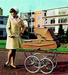Babytrendwatcher.nl: Retro kinderwagen uit de jaren 60