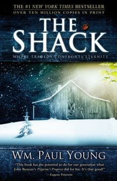 The Shack by William Paul Young // #books #reading