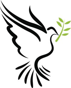 dove and olive branch - Google Search