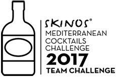 SKINOS - Welcome to the Mediterranean Cocktails Challenge 2017