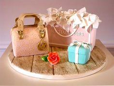 Michael Kors Cake - Sugar Fancies