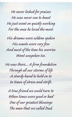 Dad In Heaven Quotes, Dad Quotes, Prayer Quotes, Daughter Quotes, Family Quotes, Words Quotes, Life Quotes, Sayings, Dad Poems