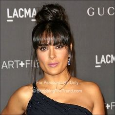 Love the fringe on this knot. Work Salma!