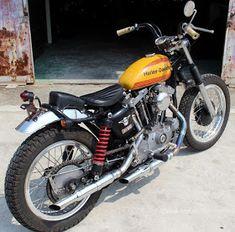 Tracker Motorcycle, Ducati Scrambler, Harley Davidson Sportster, Chopper, Motorbikes, Mad, Motorcycles, Wheels, Bicycle